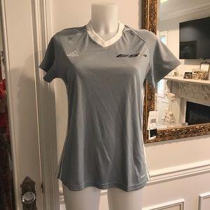 Adidas climacool V-Neck ESP workout shirt